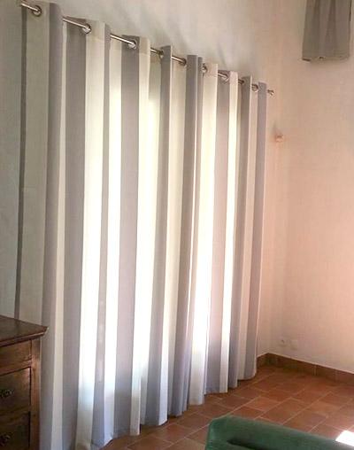 Vente de tissus d ameublement et voilages montpellier 34 - Vente de rideaux et voilages ...